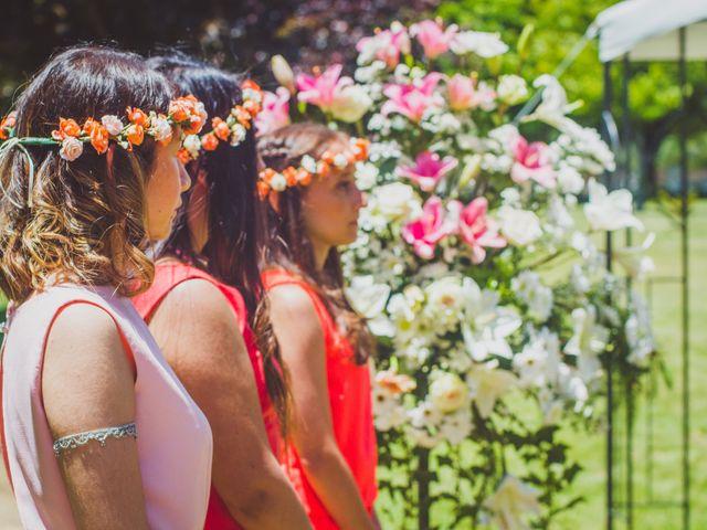 El papel de las damas de honor en el matrimonio