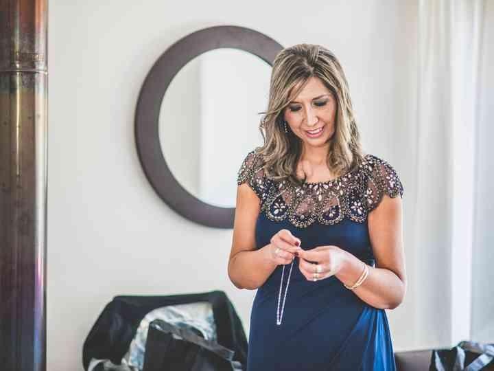 5 estilos ideales para las mamás de los novios