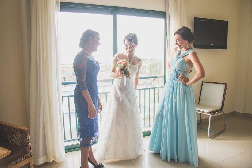 cómo arreglar el vestido de novia de tu madre?
