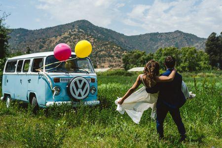 5 ideas para adornar el auto de novios