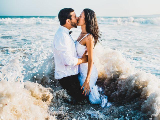 Qué deben tener en cuenta para un trash the dress en la playa