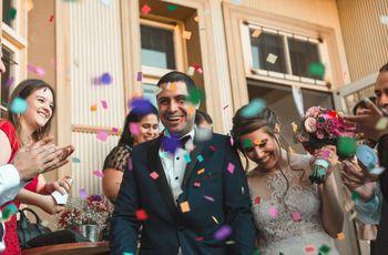 5 tradiciones de la fiesta del matrimonio que ya no se realizan