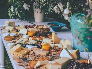 Consejos para calcular la cantidad de comida en el banquete
