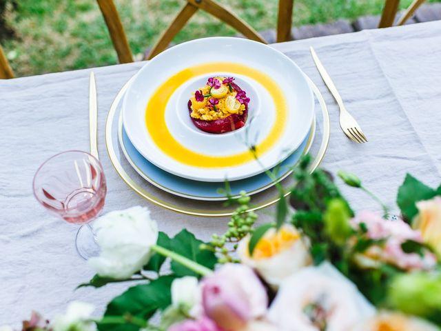 Cómo armar un menú saludable y rico para el matrimonio