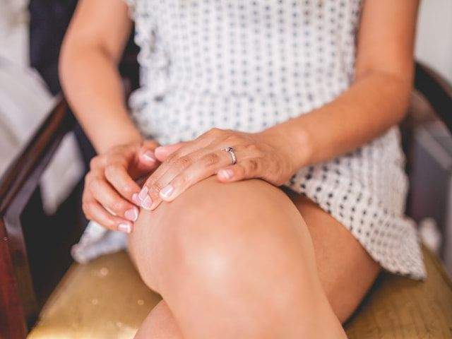 Manicure francesa para novias: seducción y encanto
