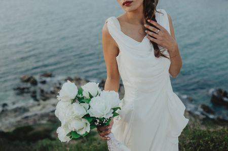 8 ramos de novia blancos: ¿Con cuál te gustaría entrar al altar?