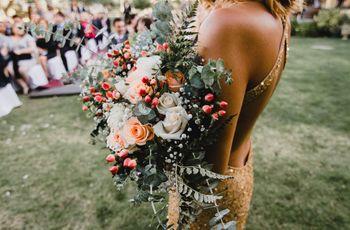 Tipos de ramos según el estilo de cada novia