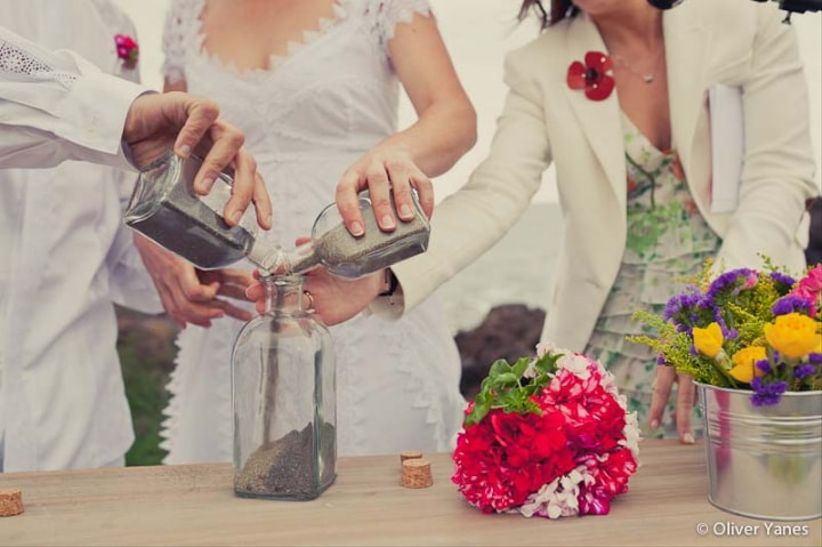 Matrimonio Simbolico De La Arena : Ceremonia de la arena un ritual simbólico y único