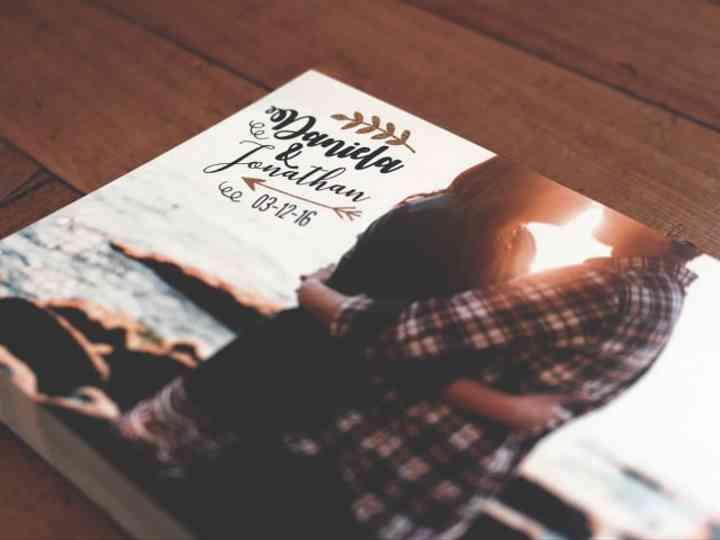 Ideas para un anuncio de matrimonio o Save the Date