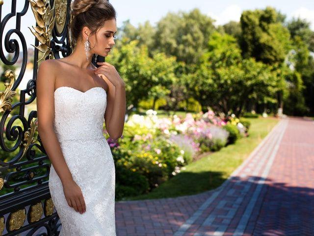 100 vestidos de novia para lograr un look glamuroso