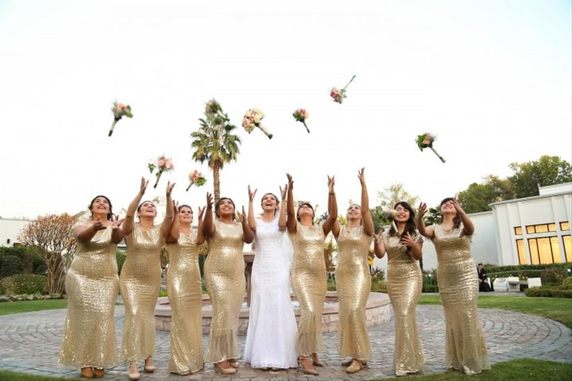 dd8f1350fe Damas de honor y best men  ¿cuál es su rol en el matrimonio