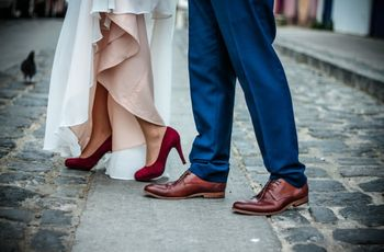 ¡Conoce todas las tendencias en zapatos para fiestas de matrimonio!