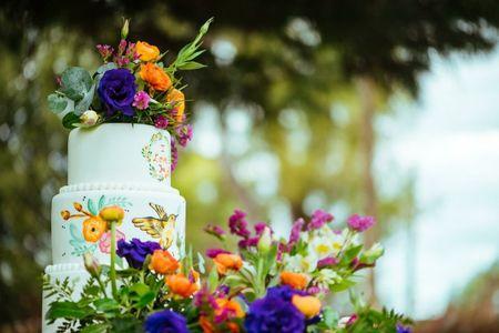 7 preguntas para hacer al proveedor de su torta de matrimonio