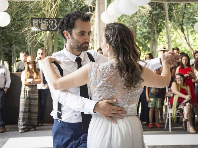 Clases para practicar el baile de recién casados