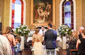 Símbolos de un matrimonio religioso, ¿los conocen?