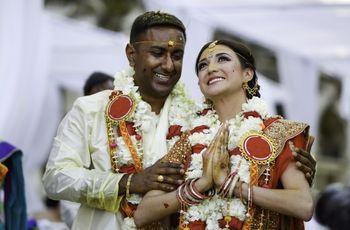 Conozcan los elementos que componen un matrimonio hindú