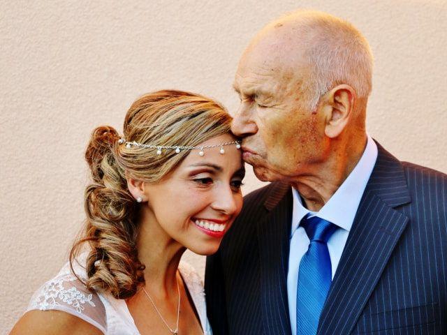 Abuelos de los novios en el matrimonio: ¡7 formas de hacerlos invitados de honor!