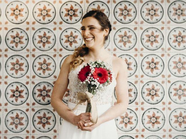 Tendencias en peinado de novia 2018: belleza natural