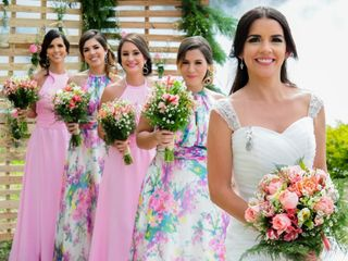 Tener o no un dress code para las damas de honor