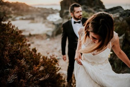 Cómo organizar un matrimonio a distancia y no estresarse en el camino