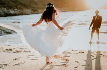 ¿Matrimonio en verano? Cómo no sufrir con las altas temperaturas