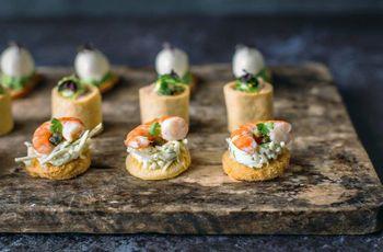 Cómo aprovechar la degustación del menú de matrimonio