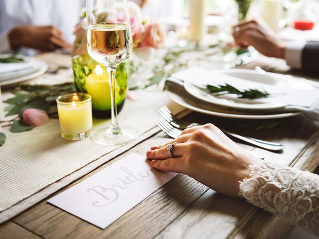 6 ideas para decorar la mesa de los novios
