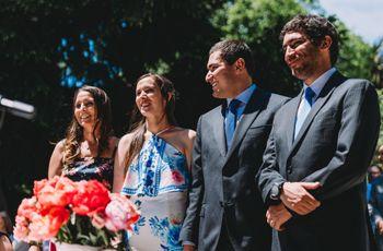 Quién puede ser testigo en su matrimonio civil