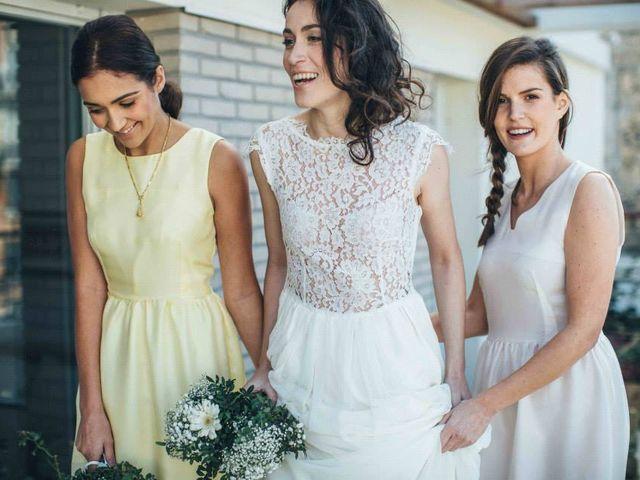 8 tipos de comportamientos de las amigas de la novia