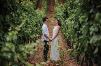 Ideas para organizar un matrimonio informal