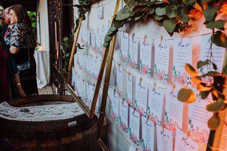 8 tips para organizar a los invitados en las mesas