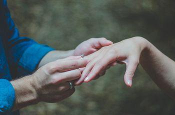 Cómo anunciar su matrimonio en Navidad