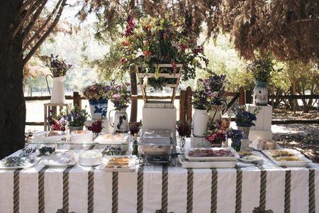 Menús ideales si se casan en primavera