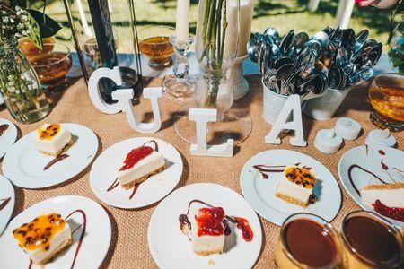 6 comidas que deberían evitar servir en su matrimonio