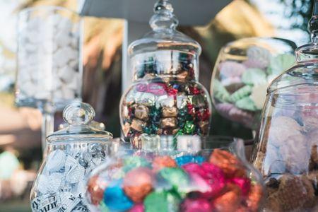 5 tipos de candy bar para que ustedes y sus invitados disfruten de un dulce matrimonio