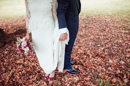 6 estilos de fotos que deben tener si se casan en invierno