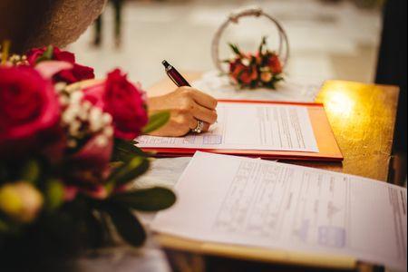 Requisitos y costos del matrimonio civil