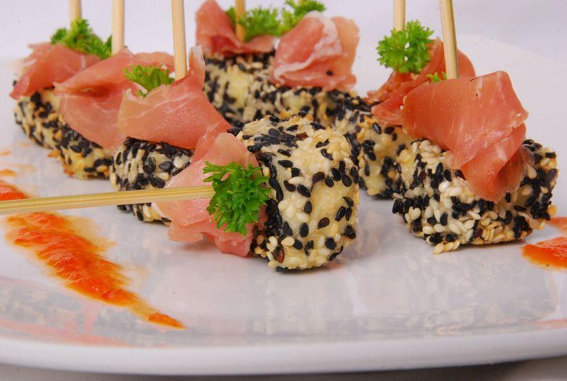 Ideas para preparar un delicioso c ctel de recepci n for Gourmet canape ideas