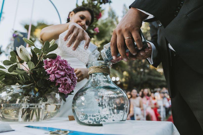 Matrimonio Simbolico Chile : Ceremonia de la arena: un ritual simbólico y único