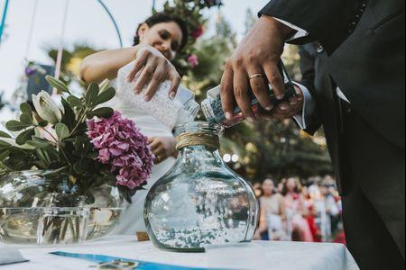 Ceremonia de la arena: un ritual simbólico y único