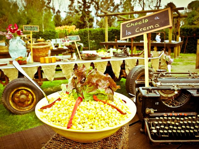 5 ideas inspiradoras para banquetes al aire libre