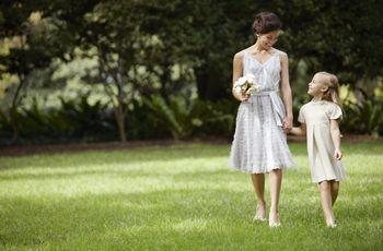 9 ideas para entretener a los niños en su matrimonio