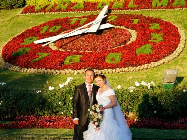 Cómo organizar un matrimonio en poco tiempo