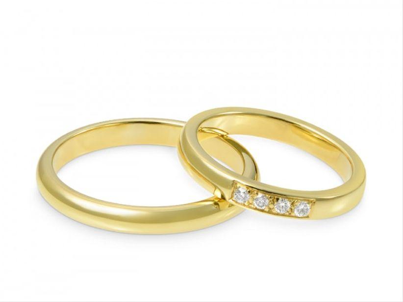 798202e17fd9 7 estilos de argollas para el matrimonio