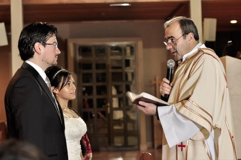 Matrimonio Catolico Ceremonia : Cómo se estructura una ceremonia católica