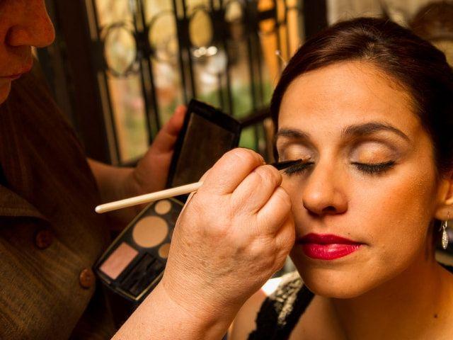 3 tipos de maquillaje de novia para esta temporada 2014