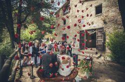 Un matrimonio en el bosque con Blancanieves