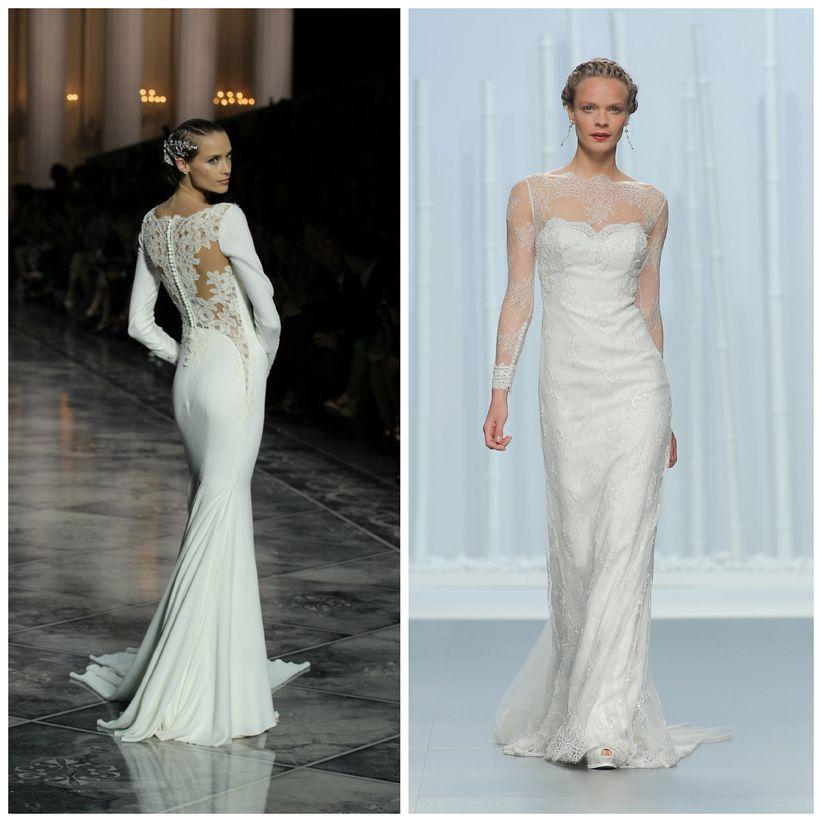4d9b82f83 Una de las pasarelas más importantes de la moda de novias europea