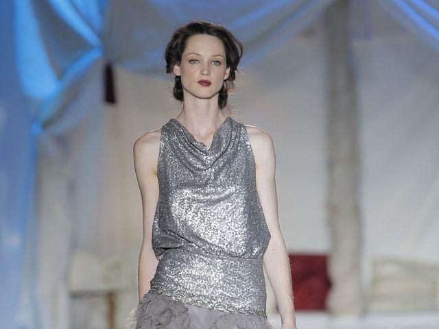 Novias de plata: una de las tendencias para 2013