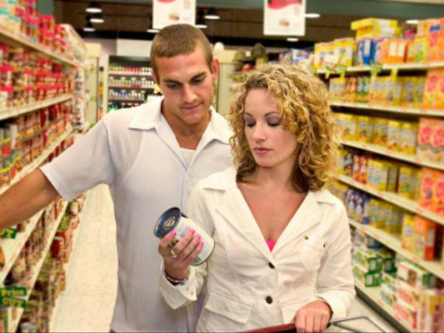 Consejos de supermercado para recién casados